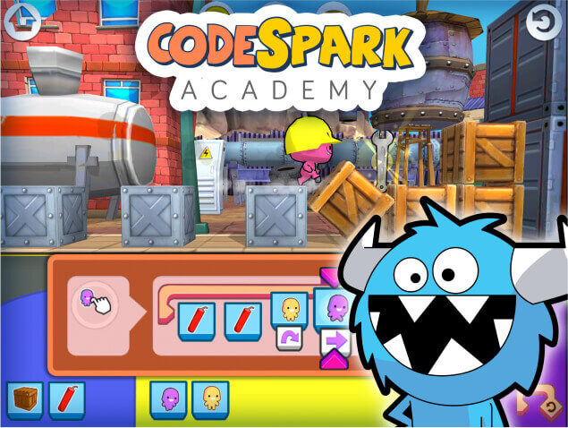 Hour of Code - Coding for Kids | codeSpark Academy