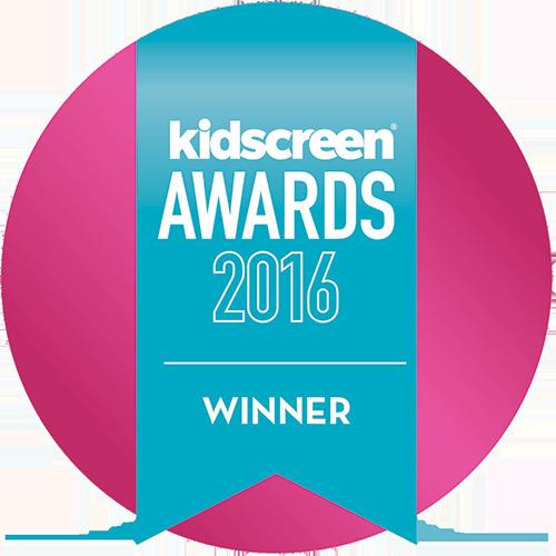 Kidscreen Award 2016